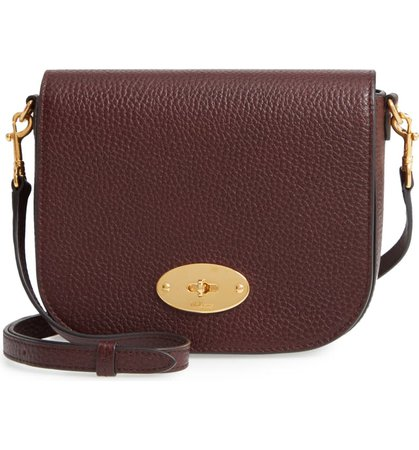 Mulberry Small Darley Leather Crossbody Bag | Nordstrom