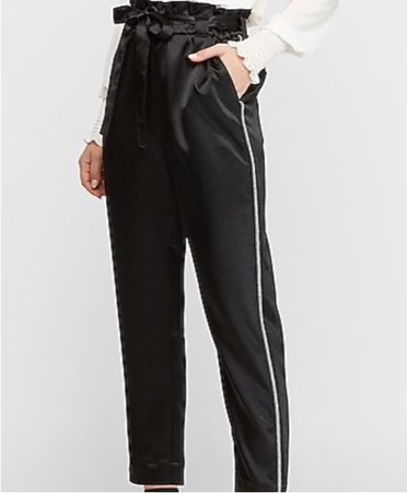 sequence stripe trouser