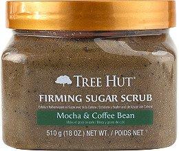Tree Hut Firming Sugar Scrub Mocha and Coffee Bean | Ulta Beauty