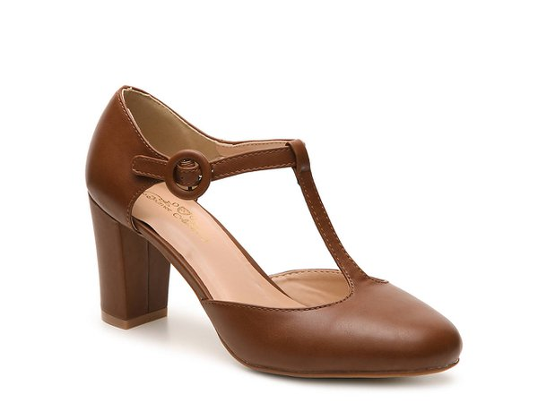 Journee Collection Talie Pump Women's Shoes | DSW