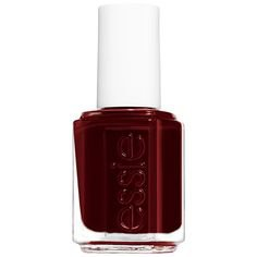 red wine nail polish