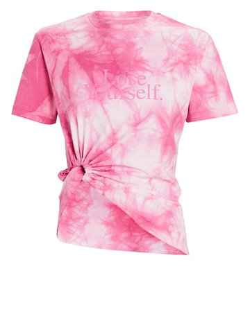 Paco Rabanne Lose Yourself Tie-Dyed T-Shirt   INTERMIX®