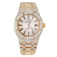 diamond and gold watch - Google Search