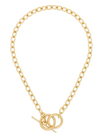 Loren Stewart Gold Vermeil Anais Necklace - Farfetch