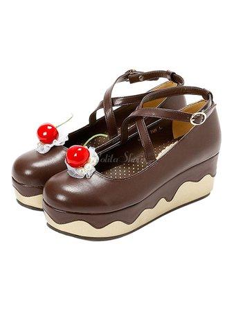 lolita chocolate shoes - Pesquisa Google