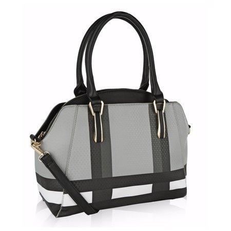 MKF Collection by Mia K. Farrow - MKF Collection by Mia K. Farrow Demi Tote Shoulder Handbag - Walmart.com