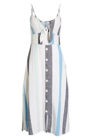 BP. Stripe Sundress (Regular & Plus Size) | Nordstrom