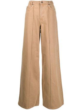 Victoria Victoria Beckham high-rise Wide Leg Jeans - Farfetch