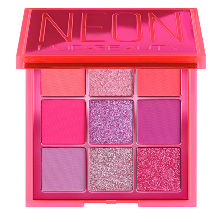 Neon Obsessions Palette Pink | HUDA BEAUTY