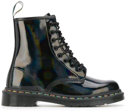 1460 Rainbow boots