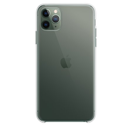 iPhone 11 Pro Max Case - Clear - Apple