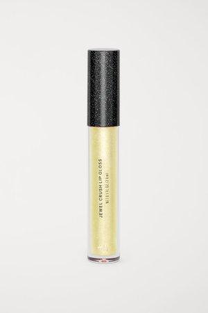 Glittery Lip Gloss - Yellow