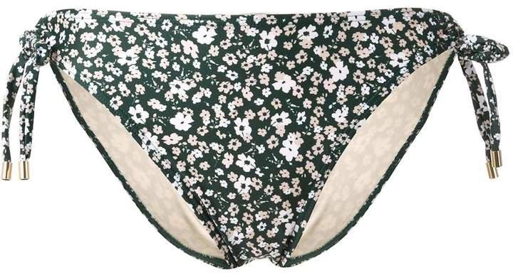 Side Tied Bikini Bottoms