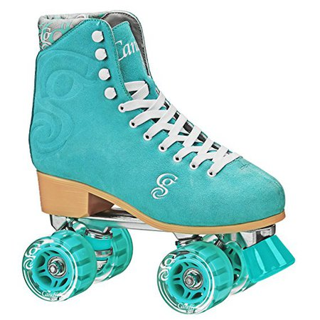 Roller Derby Candi Girl Women Colorful Roller Skates : Sports & Outdoors