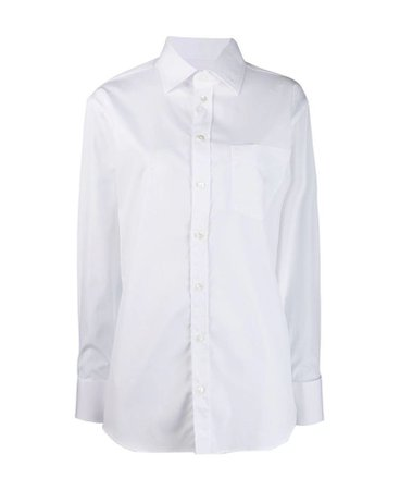 MAISON MARGIELA | Cotton Loose Shirt