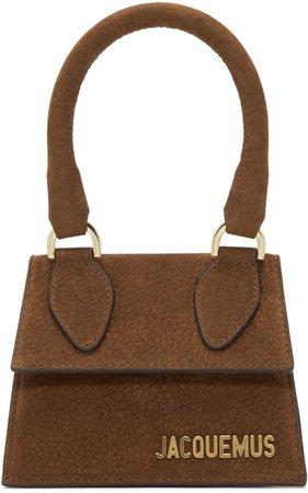brown jaquemus bag