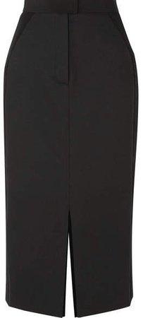 Cefinn - Voile Midi Skirt - Black