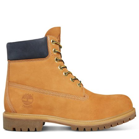 45th Anniversary 6 Inch Boot for Men in Yellow/Sapphire   Timberland