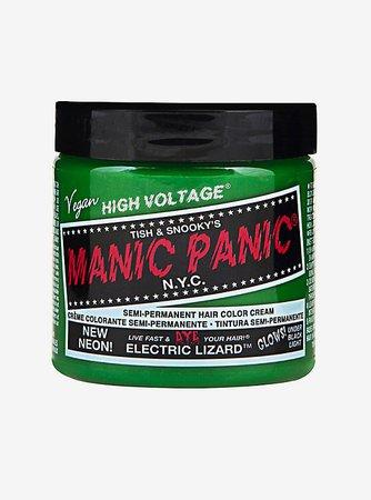 Manic Panic Electric Lizard Classic High Voltage Semi-Permanent Hair Dye
