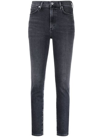 Citizens Of Humanity high-rise slim-fit Jeans - Farfetch