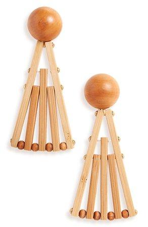 Cult Gaia Fan Earrings | Nordstrom