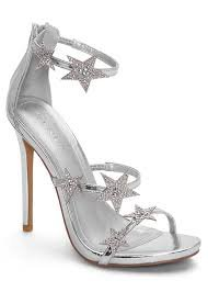 silver heels - Google Search