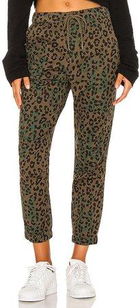 Jaguar Cargo Pants