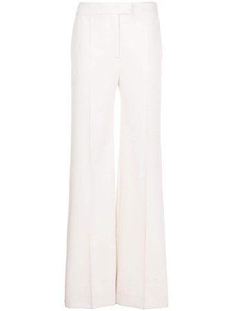 Victoria Victoria Beckham high-waisted Flared Trousers - Farfetch