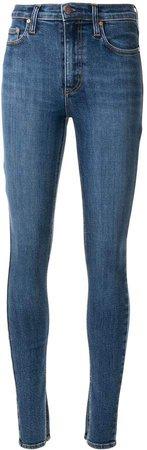 Cult skinny split jeans