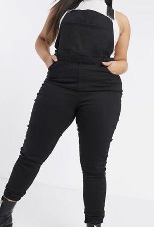 Asos Plus size overalls
