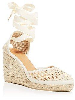 Women's Carola Wedge Espadrille Sandals