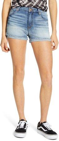 Molly Cuffed Shorts