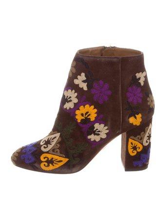Altuzarra Biba Ankle Boots w/ Tags - Shoes - ALT22917 | The RealReal