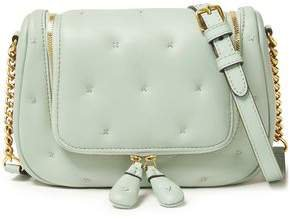 Small Vere Quilted Leather Shoulder Bag