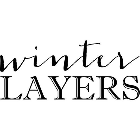 winter layers text polyvore - Google Search