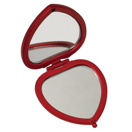 red mirror compact - Google Search