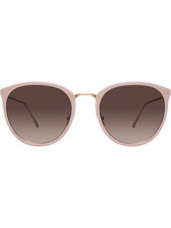 Linda Farrow cat-eye Frame Sunglasses - Farfetch