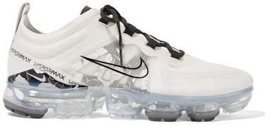 Air Vapormax 2019 Ripstop And Mesh Sneakers - Off-white