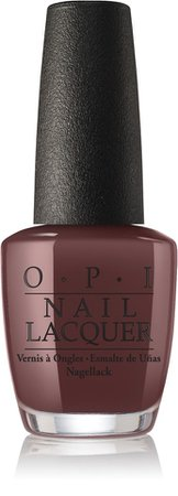 OPI Nail Lacquer Iceland Collection That's What Friends Are Thor | Lyko.se