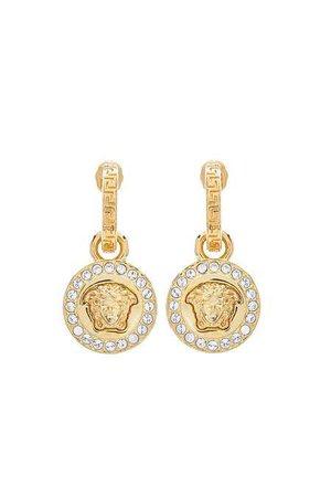 Medusa Earrings - Versace | WOMEN | DE STYLEBOP.COM