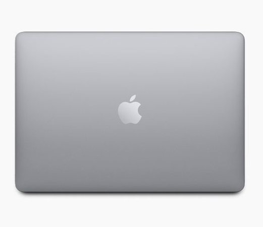 Space gray Mac book
