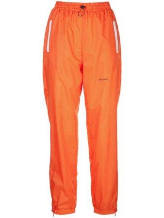 Orange Heron Preston Contrast Pocket Trousers | Farfetch.com