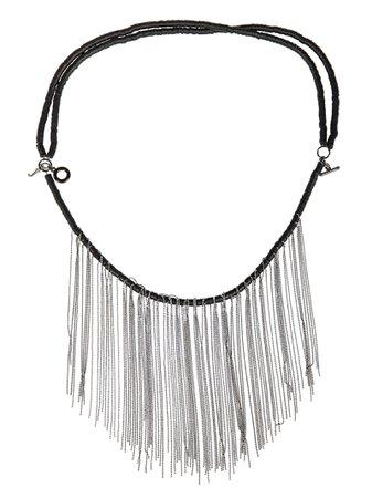Fabiana Filippi Fringed Necklace