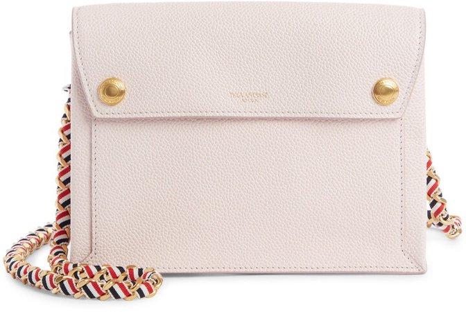 Leather Envelope Shoulder Bag