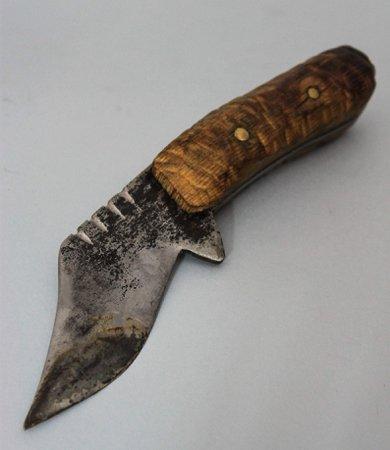 Wasteland Prop Penknife Decor Knife Rocker Knife Pocket | Etsy