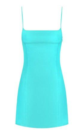 Toyama Silk Mini Dress By Gauge81 | Moda Operandi