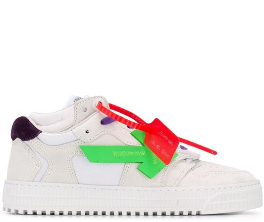 Off-Court Low-Top Sneakers