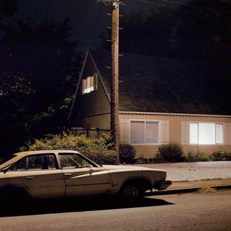 night car aesthetic