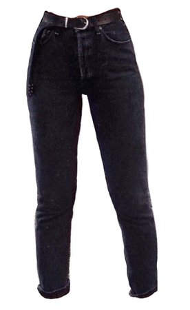 (4) Pinterest - high waisted pants png