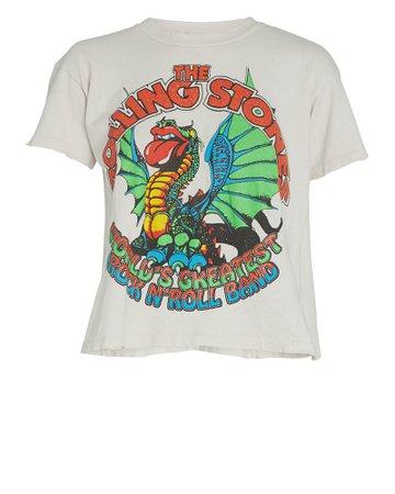 Madeworn | Rolling Stone Cotton Dragon T-Shirt | INTERMIX®